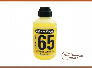Dunlop 6554 Fretboard 65 Ultimate Lemon Oil - preparat do podstrunnicy
