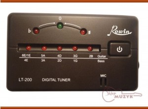 Digital Tuner LT-200 Rowin