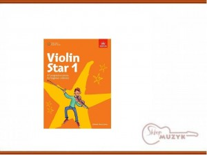 Violin Star cz. 1 (+CD), Edward Huws Jones