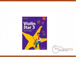 Violin Star cz. 3 (+CD), Edward Huws Jones