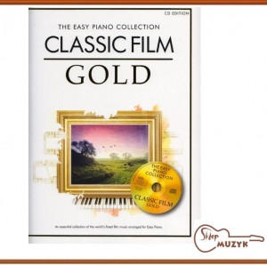Classic Film. Gold (+CD) The Easy Piano Collection