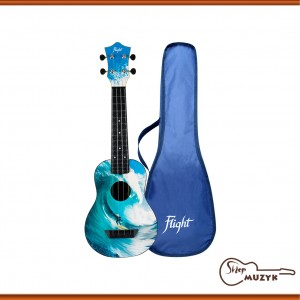 Ukulele sopranowe Flight TUS25 SURF