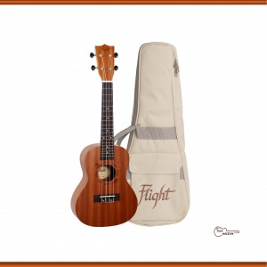 Ukulele koncertowe Flight NUC 310 PACK