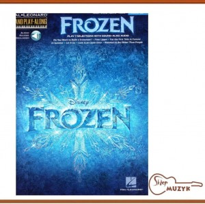 Frozen. Piano Play-Along Volume 128 (+Audio Access)