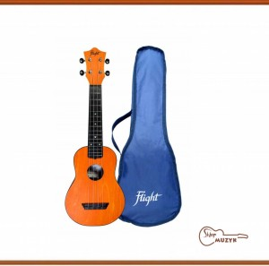 Ukulele sopranowe Flight TUS35 OR