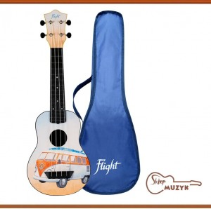 Ukulele sopranowe Flight TUS25 BUS