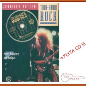 TWO – HAND ROCK FOR GUITAR