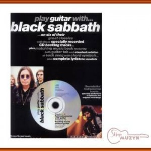 Play Guitar with...Black Sabbath