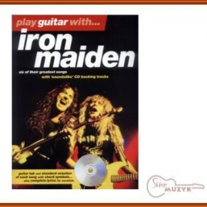 Play Guitar with...Iron Maiden